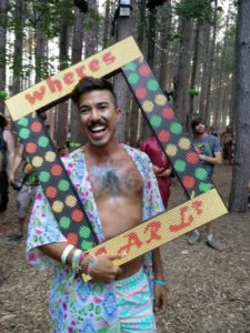 Wheres Carl Electric Forest