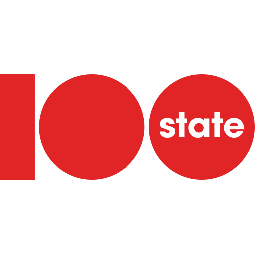 100state logo for Stripe